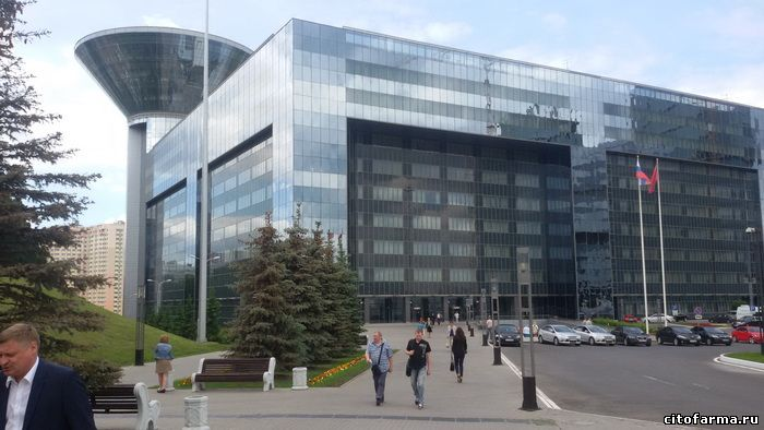 Дом Правительства Московской области, Красногорск бул Строителей 1