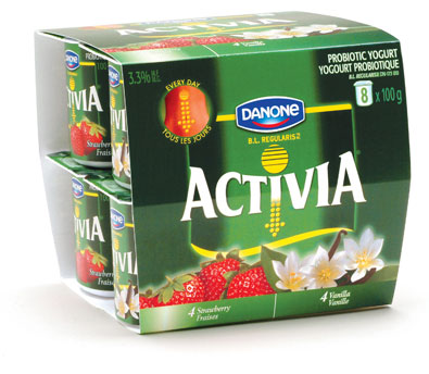 йогурт Activia