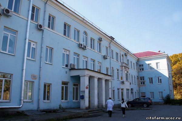 Находкинская гор больница