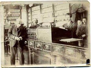 первая аптека в россии