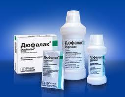 Препарат дюфалак для очищения кишечника