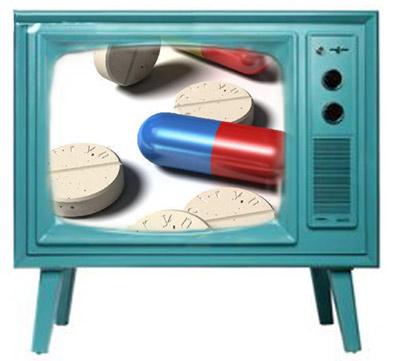 Реклама рецептурных лекарств на тв